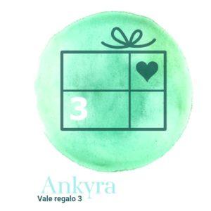Regala tres sesiones de Ankyra terapia
